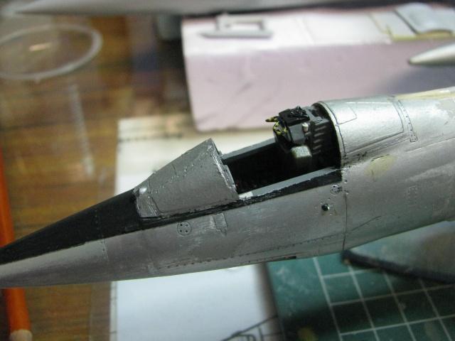 DUO: F-104N (NASA) + F-104G (BAF) Hazegawa 1/48  735776IMG5436