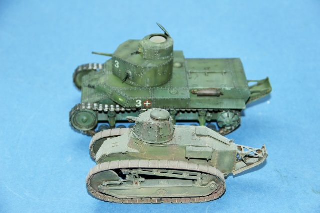 T-24 premier char soviétique[Hobby-Boss 1/35] 735933Maquettesfvrier201471