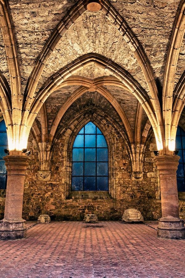 Visite nocturne des ruines d'Orval, samedi 7/9 + les photos. 736917orval47HDR