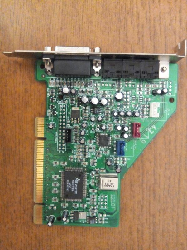 Windows 98 et après, ou comment ressusciter un vieux PC 737171son6