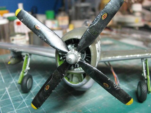 Restauration P-47D Monogram 1/48 .......Terminé!  - Page 2 737284IMG5988