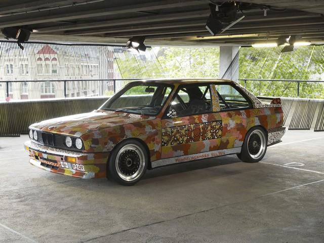 BMW célèbre ses 40 ans de BMW Art Cars 737984P90100538