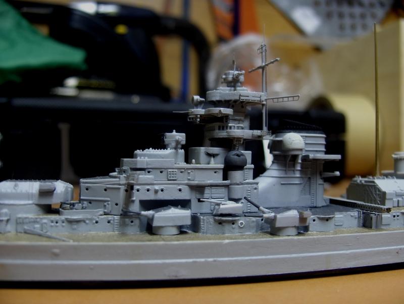 Bismarck 1/700 [Trumpeter] - Page 2 738481HPIM2058
