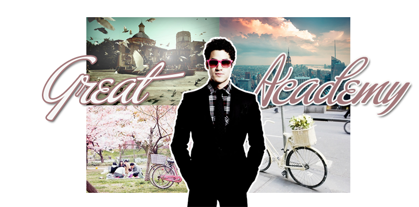 ♣ GREAT ACADEMY ♣ - Lac 738727header