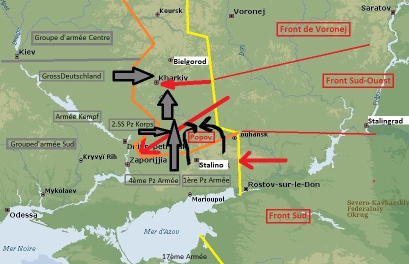 La troisième bataille de kharkov 740047dossierKarkovpartie22