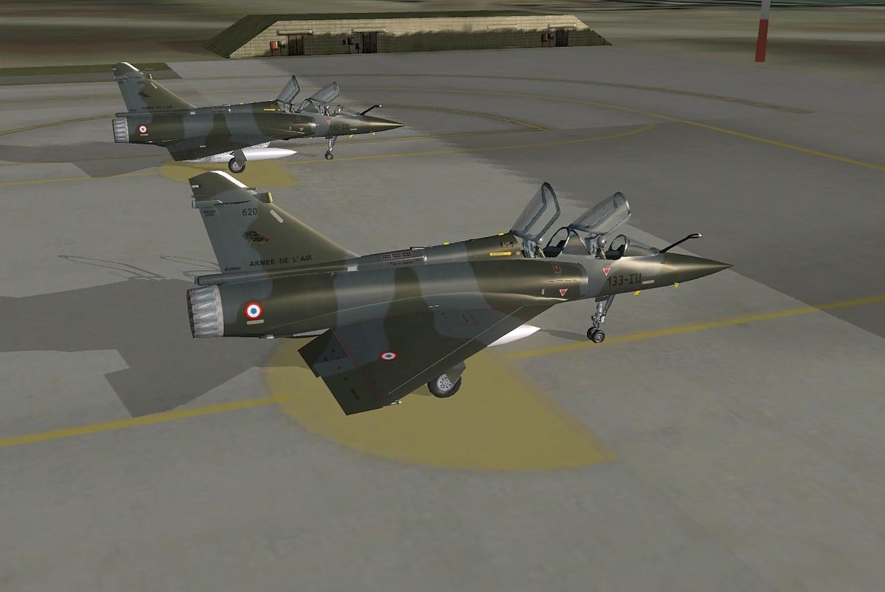 Mirage 2000D - Falcon BMS 4.32 74017920130805210053