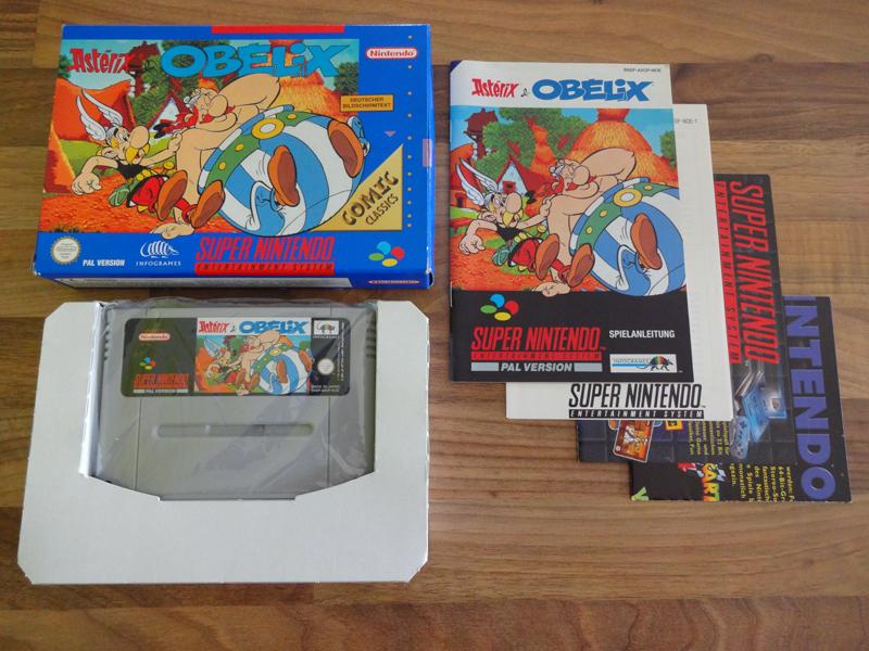 Prupru's Collection ! 100% Super Nintendo et 200% Super Comboy !! - Page 19 740789AstrixOblixComicClassics