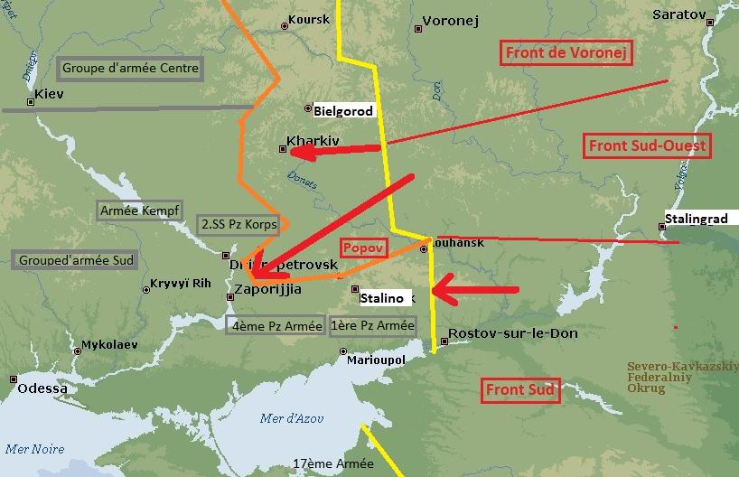 La troisième bataille de kharkov 741108dossierKarkovpartie2