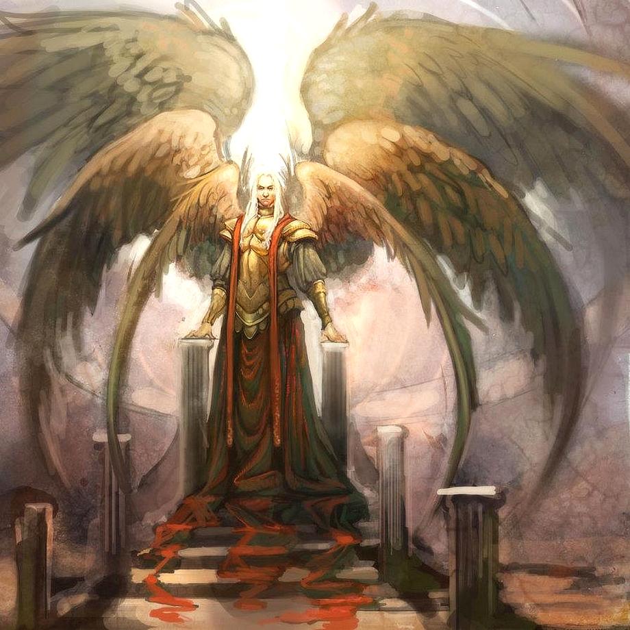 [Question] L'Hérésie d'Horus est elle une nouvelle version de la Révolte des Anges ? 741424Seraphim