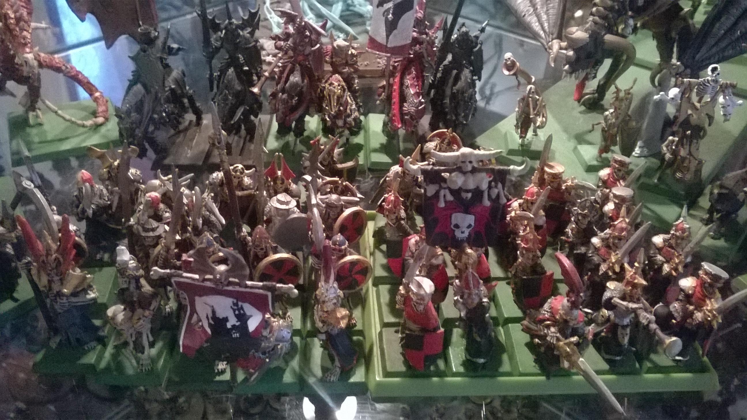 Les Armées de Nico. (Battle & 40K) 741467737