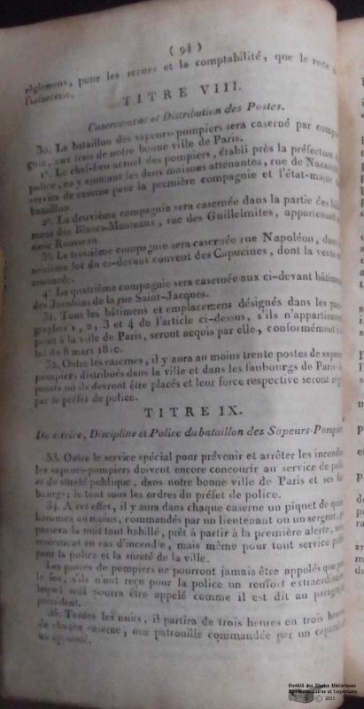 les sapeurs pompiers de Paris : bicentenaire de la création 742789DSCF4686