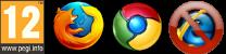 Forum réservé au plus de 12 ans, pouvant contenir des scènes à caractère érotique ainsi qu'un contenu pouvant choquer les âmes sensibles.<br>Forum optimisé pour Firefox ou Google Chrome, non conçu pour Internet Explorer.