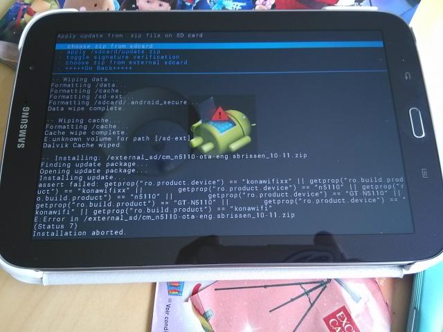 [RESOLU] probleme instal pacman rom! :( 743723IMG20131016130948