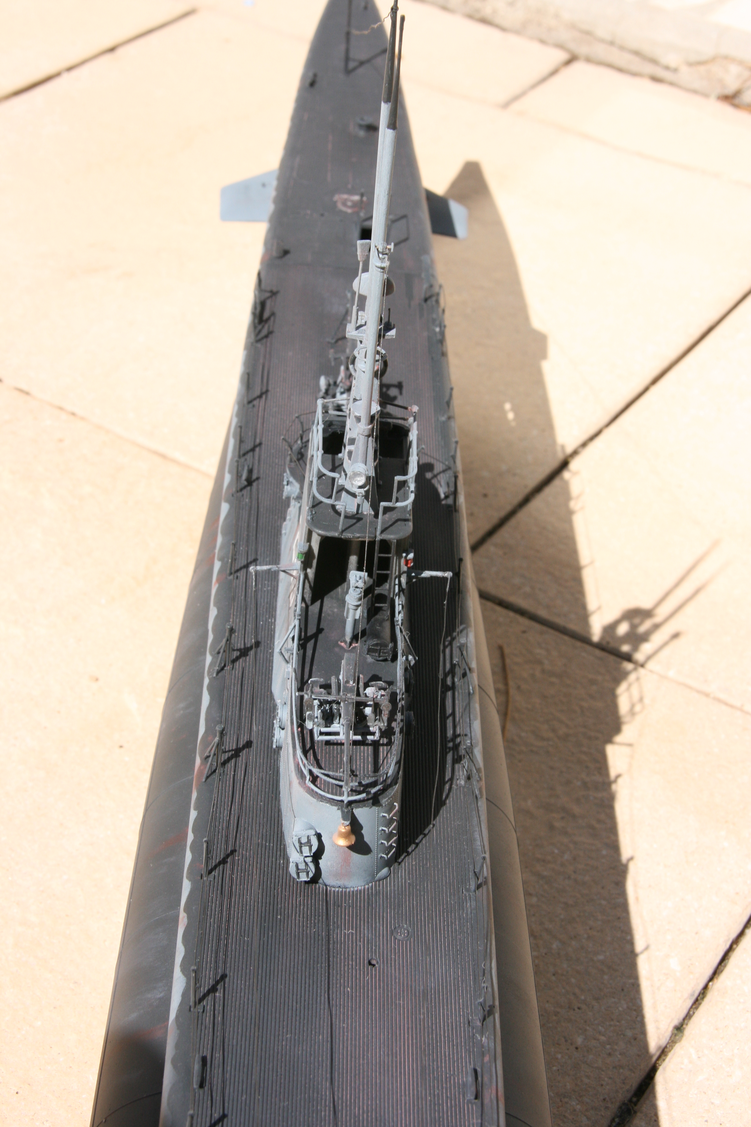 USS FLASHER, Classe Gato, 1/72° 743770IMG7869