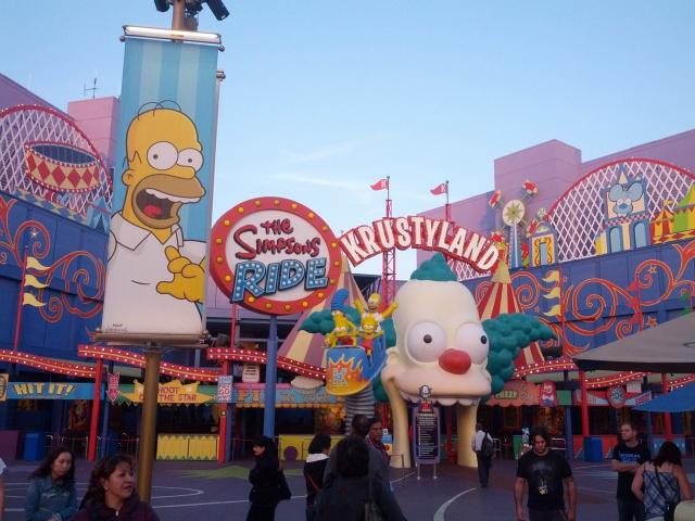 Disneyland Resort (Californie)et Universal Studio Hollywood du 29/10/2012 au 09/11/2012  744202IMG20121102174512