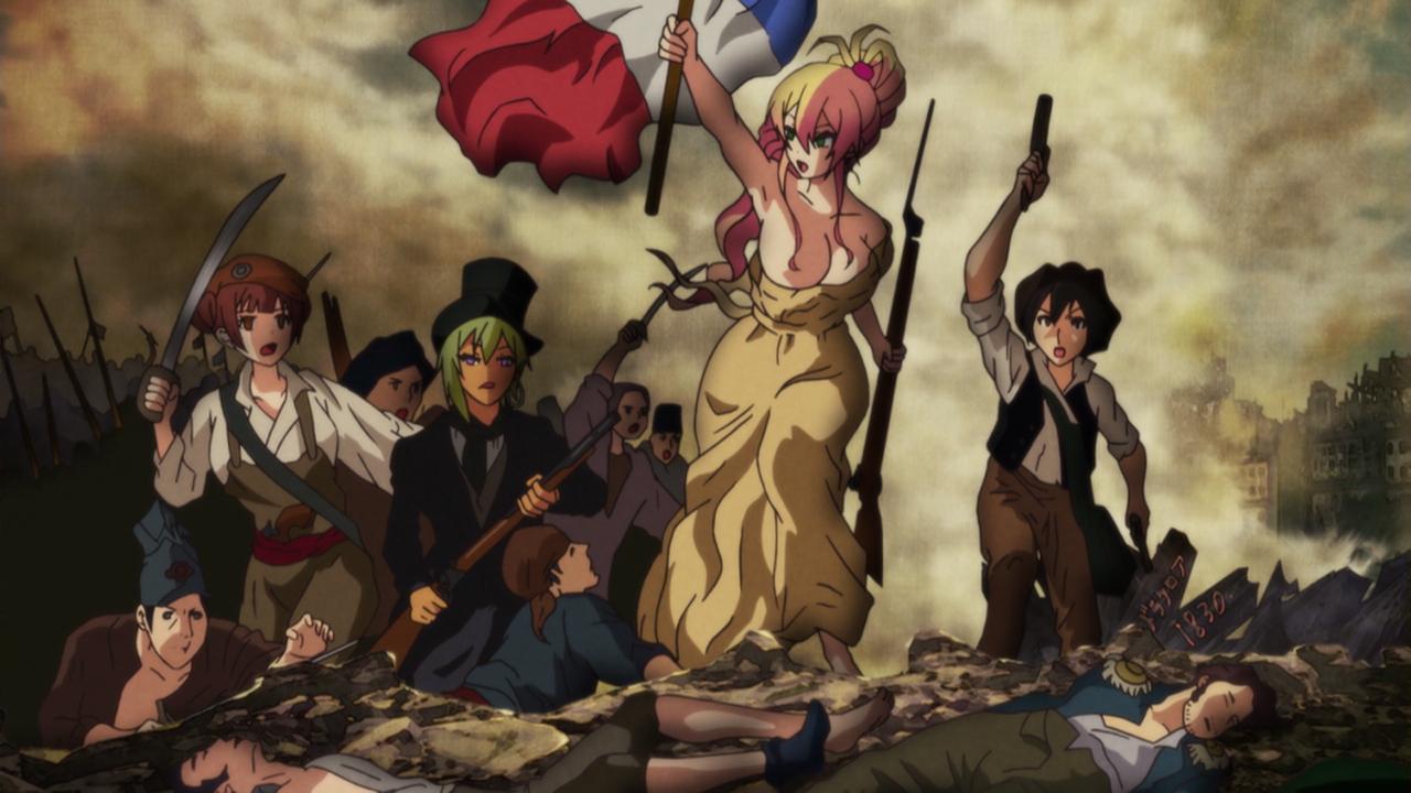 [2.0 ]Synthèse des persos français, belges... dans les comics, les jeux vidéo, les mangas et les DAN!  - Page 6 745062Hajimetenogal5vlcsnap2017081021h30m31s920