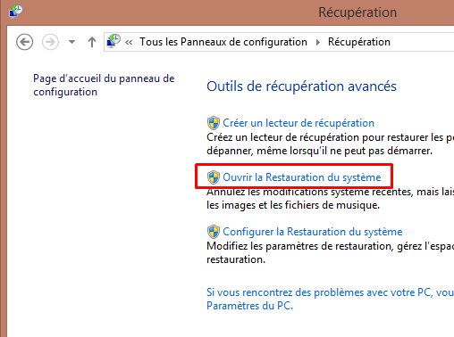 Restaurer son pc avec la sauvegarde image Windows 8.1 745331restaurationimageW813
