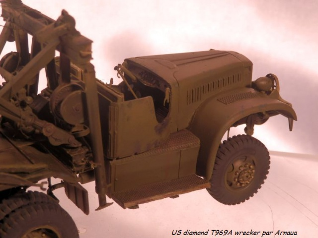 US Diamond T969A wrecker (Mirror Models 1/35) - Page 2 747592P1200047