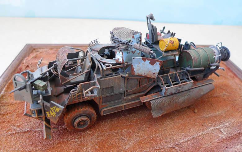 """Coyote"" post apocalypse - Conversion base Airfix - 1/48. 747869Coyote25"