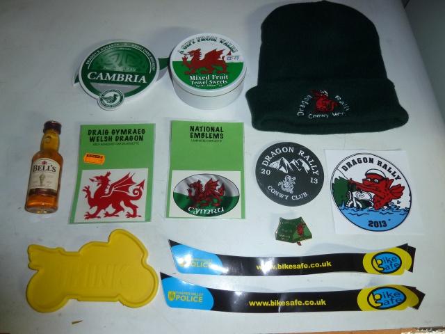 52 eme Dragon rally : une hivernale au pays de Galles (2013) 748262P1250038