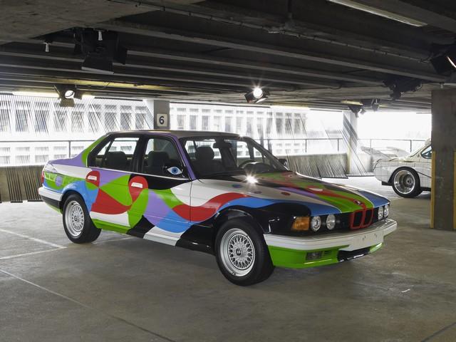 BMW célèbre ses 40 ans de BMW Art Cars 748807P90100551