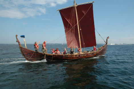 L'Aigle. Un navire viking exposé 748918LAigleNavireViking470x0