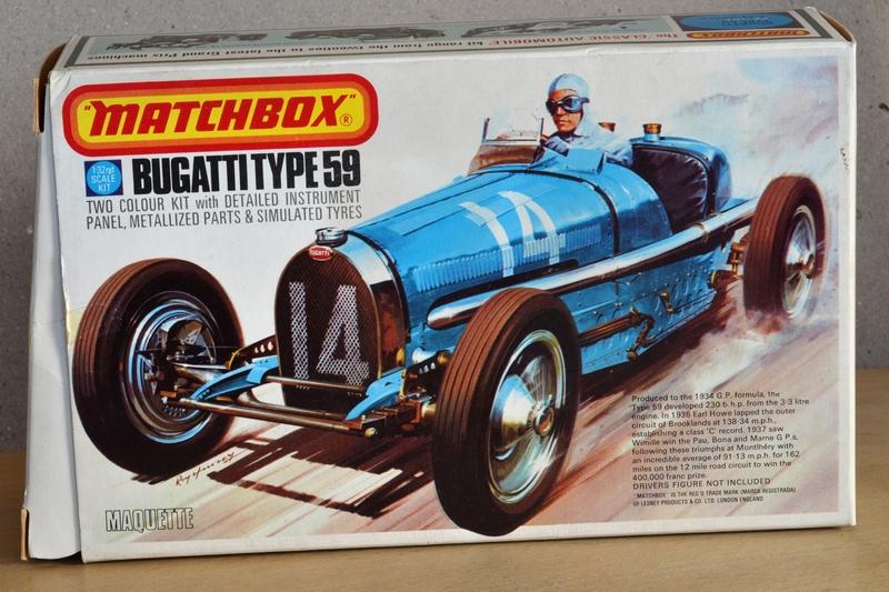 Défi moins de kits en cours : Dodge Charger R/T 68 [Revell 1/25] - Page 6 749214boite