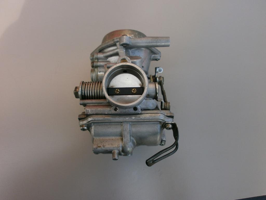 Nettoyage carburateurs de transalp 600 749332P2140014
