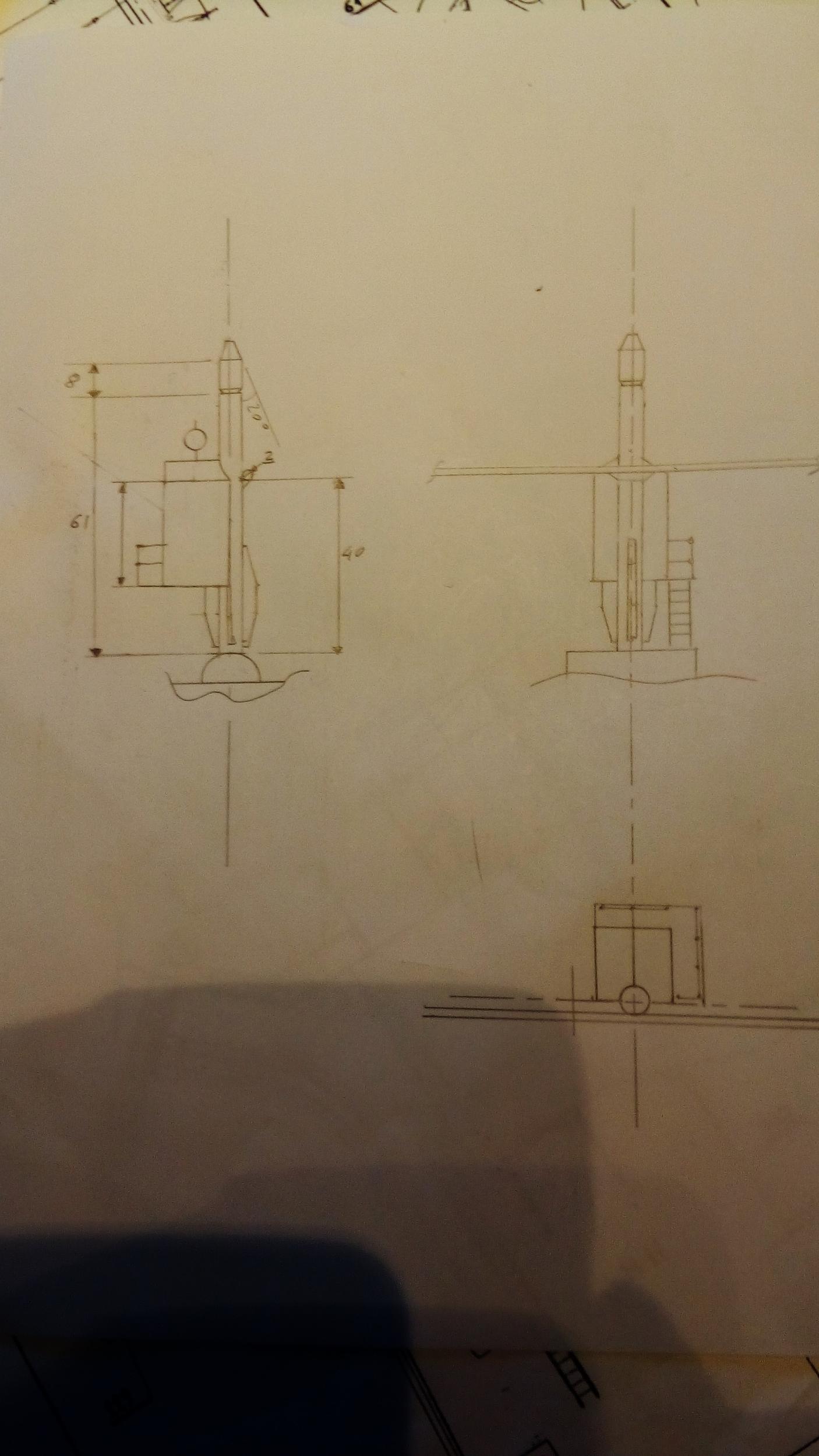 Cuirassé Richelieu 1/100 Vrsion 1943 sur plans Polonais et Sarnet + Dumas - Page 4 749983IMG201612271622191406x2500
