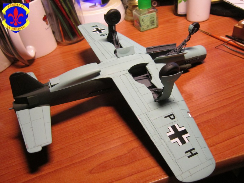 Dornier 335 A PFEIL de Tamiya au 1/48 par Pascal 94 - Page 4 750082IMG40531