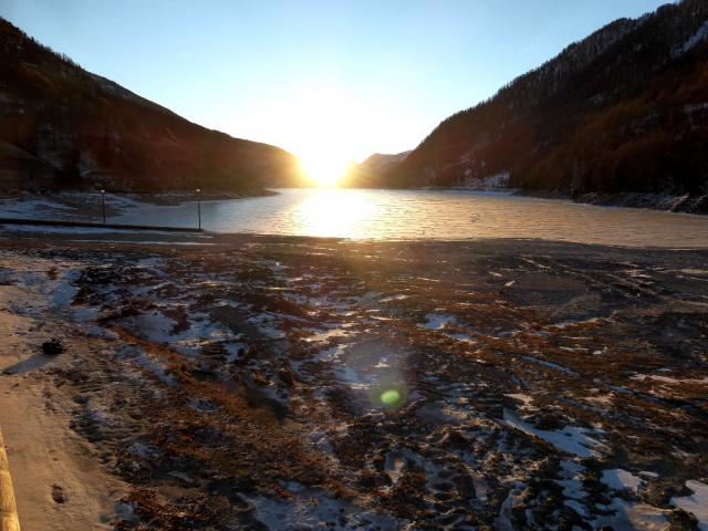 CR du 3eme Agnellotreffen (I) : une belle hivernale glaciale ! 750176P1090846