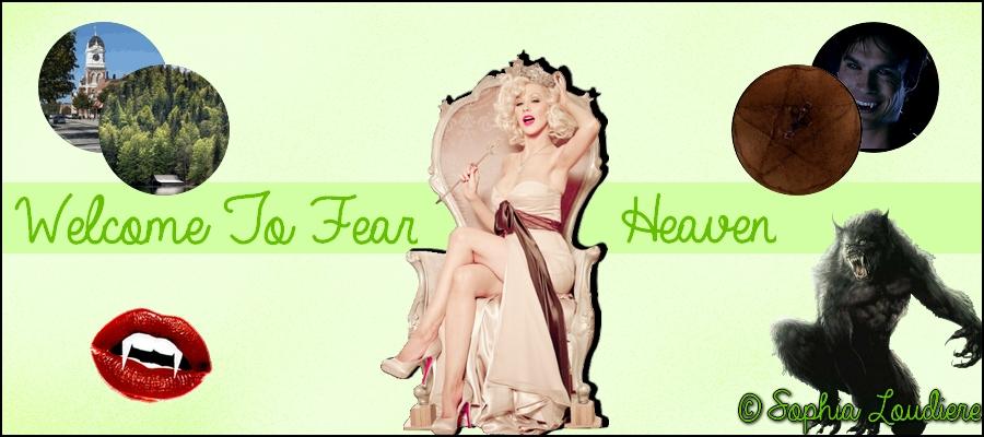 Fear Heaven RPG