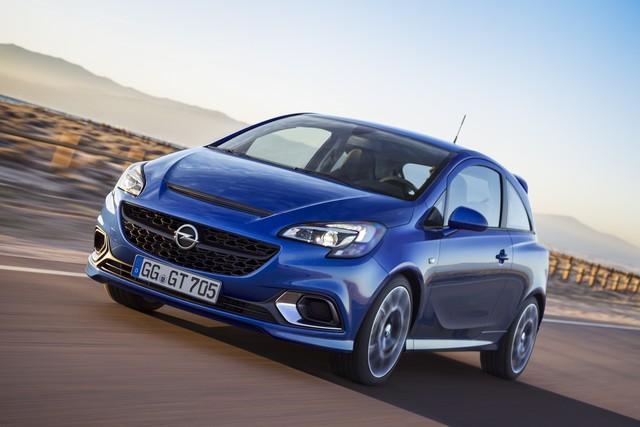 Nouvelle Opel Corsa OPC : gros muscles à prix raisonnable 751222OpelCorsaOPCExterior294184