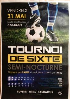 Tournoi de Sixte Semi-Nocturne de Saint-Babel 751680photo