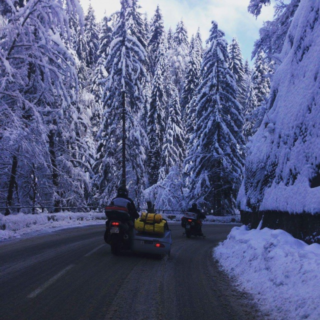 CR du 3eme Agnellotreffen (I) : une belle hivernale glaciale ! 752057FBIMG1453286227201