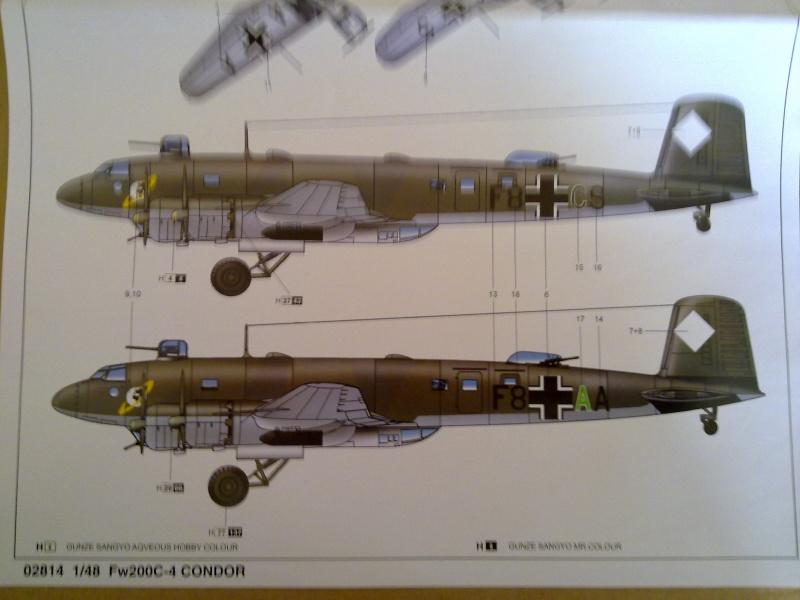 """FW200C-4 """"Condor"""" 752063221020111712"""