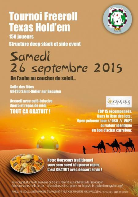 [26 sept 2015] 2ème ME Amicale Beaujolaise (couscous offert) 75301711171720101533025984962891600680164o