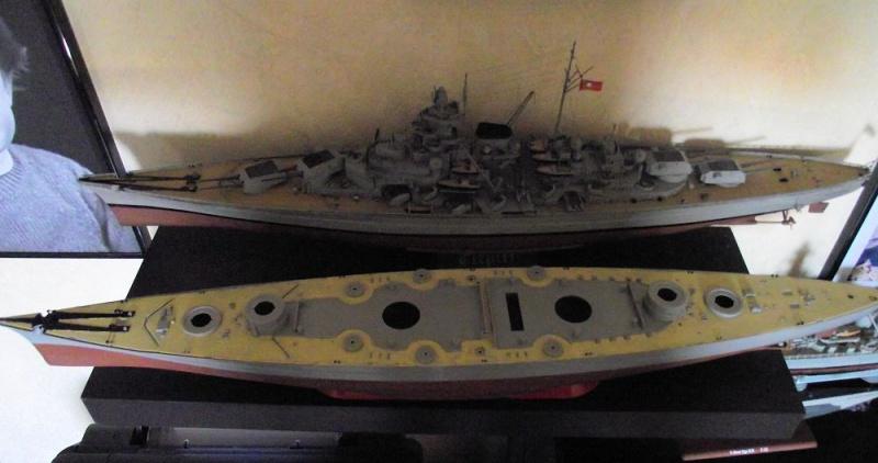 Bismarck Revell au 1/350ème  753603DSCF1023