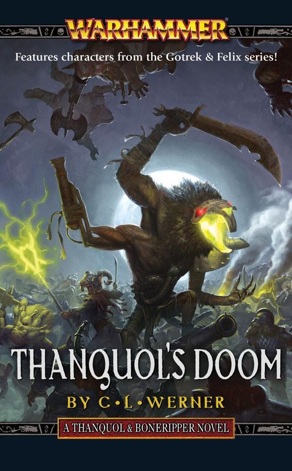 Thanquol's Doom de CL Werner 754302ThanquolsDoom