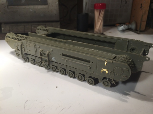 Churchill avre mk3  de chez afv club 1/35 755450018