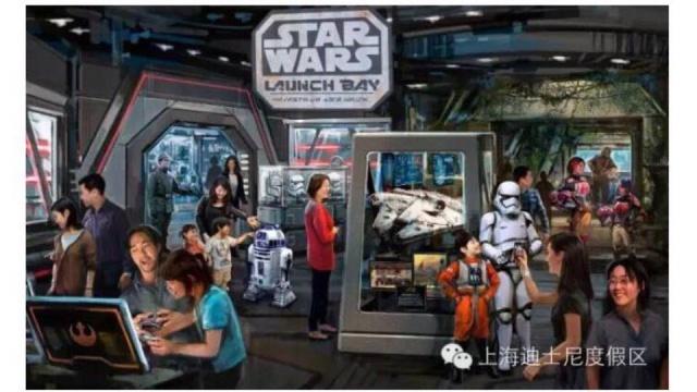 [Shanghai Disneyland] TOMORROWLAND (TRON/Buzz/Jet Packs/Star Wars/Stitch) 755631SD17