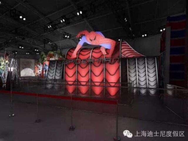 [Shanghai Disneyland] TOMORROWLAND (TRON/Buzz/Jet Packs/Star Wars/Stitch) 756108sd22