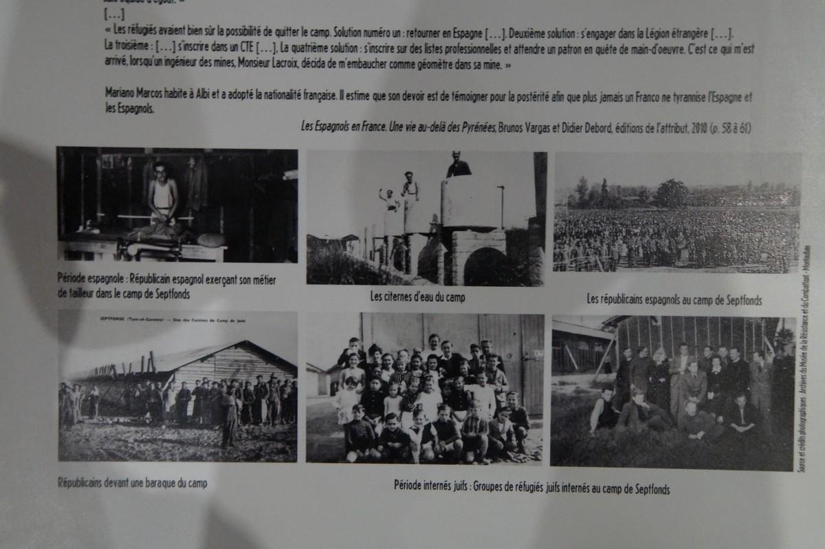 [ Histoire et histoires ] Musée de la résistance et du combattant à Montauban 757370DSC07539