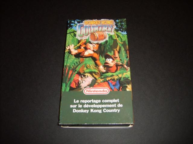 VHS de promo Super Nintendo 757941S5002277