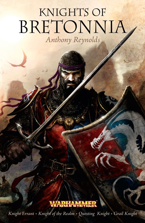 Programme des publications The Black Library 2011 / 2012 / 2013 - UK 758347BLWAvril2011KnightsofBretonnia