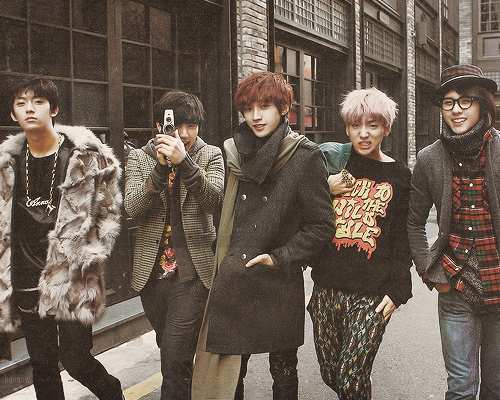 B1A4 - Be the One All for One 758603tumblrmh165aISF71r44pl9o1500