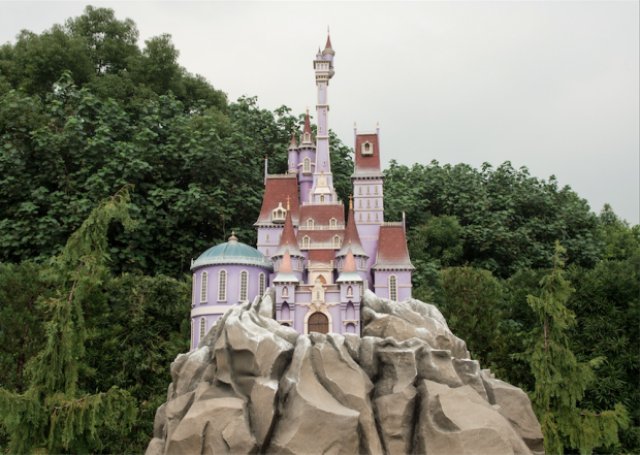 [Hong Kong Disneyland] Fairy Tale Forest (2015) 758666W46