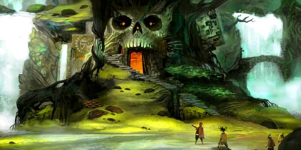 GO'DOR - Les Grottes Des Nah'vi