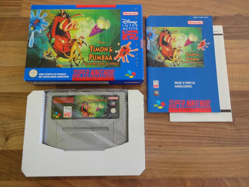 Prupru's Collection ! 100% Super Nintendo et 200% Super Comboy !! - Page 19 759214DSC00456