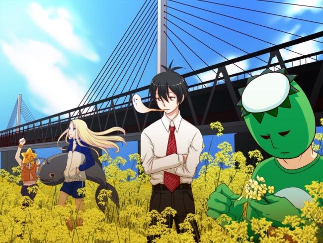 [MANGA/ANIME] Arakawa under the bridge 759505konachancom73454arakawaunderthebridgeninoarakawaunderthebridge1